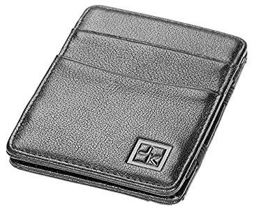 dd7140dac5a66 JK-Original Magic Wallet mit Münzfach und RFID-Blocker   Geldbörse ...